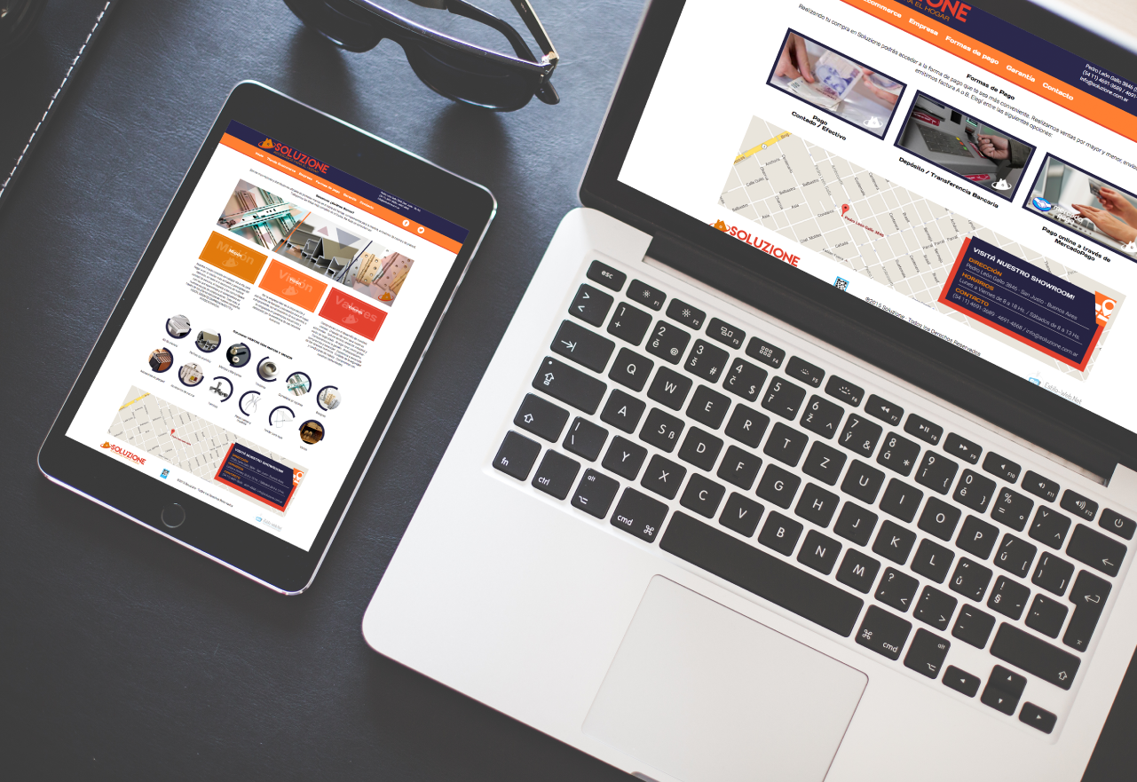 Agencia de Marketing Digital, Soluzione · Desarrollo Web, slider1-1
