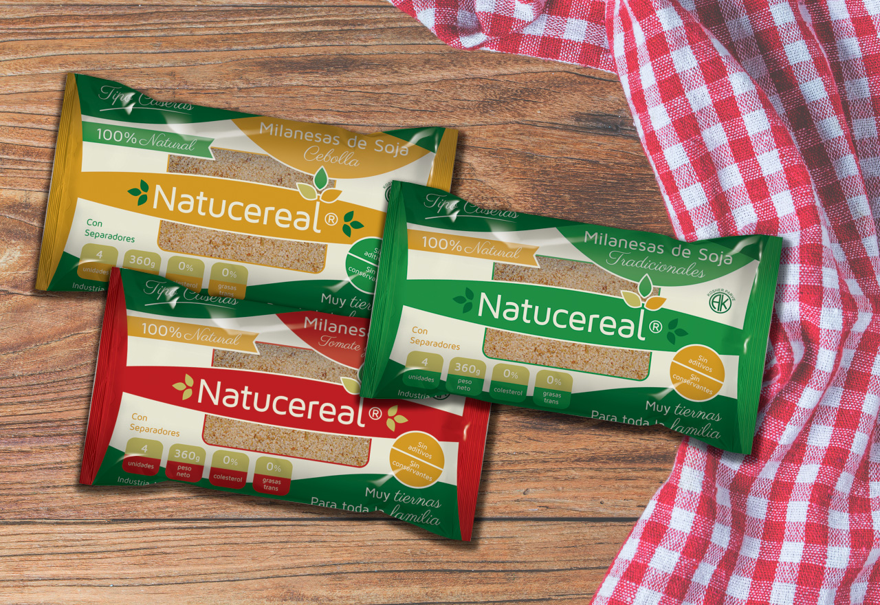 Marketing Digital Agencia Digital, Natucereal · Diseño de Packaging, slider2-3