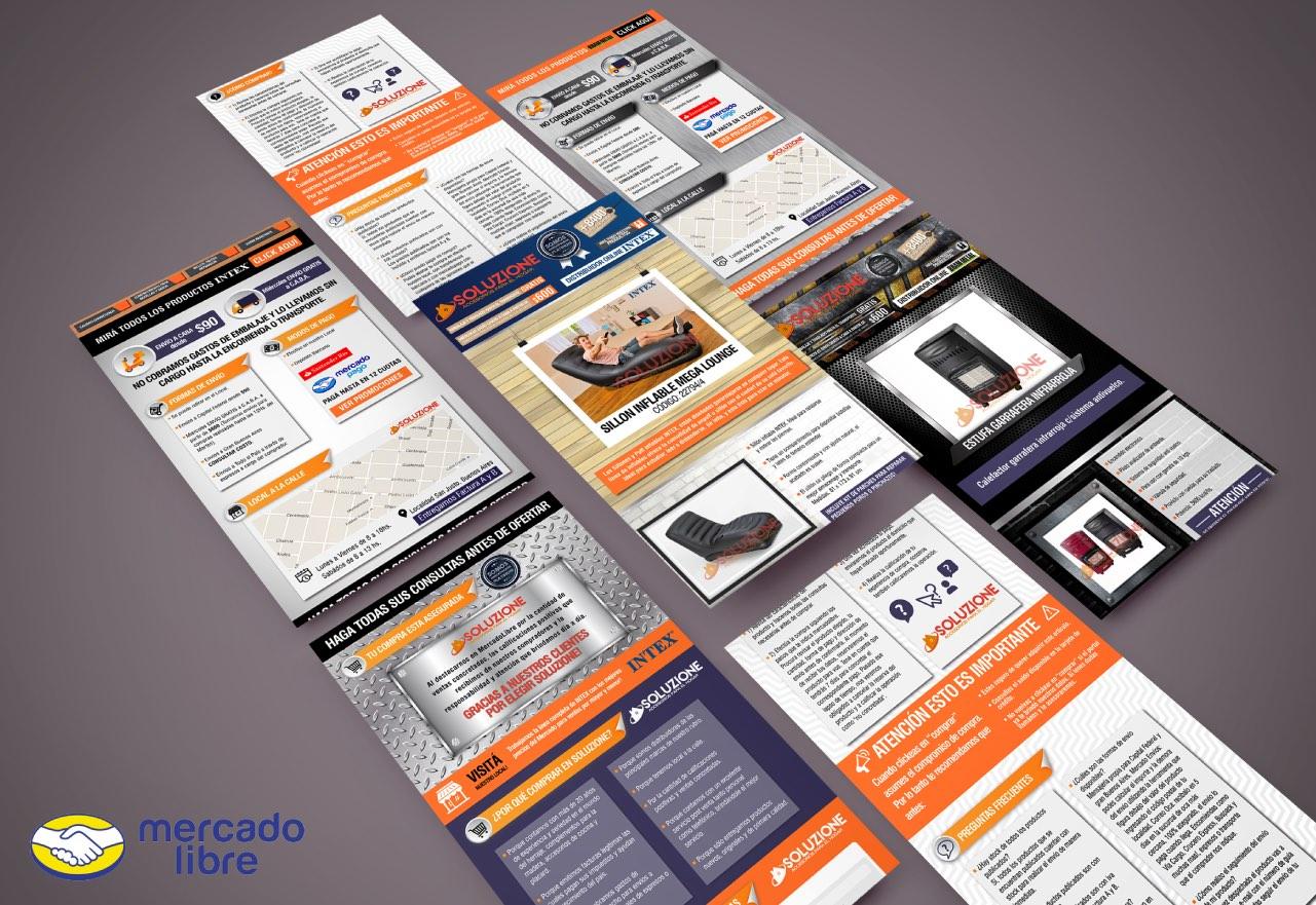 Marketing Digital Agencia Digital, Soluzione · Publicaciones MercadoLibre, slider2-6