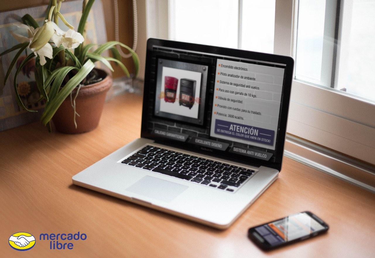 Marketing Digital Agencia Digital, Soluzione · Publicaciones MercadoLibre, slider3-4