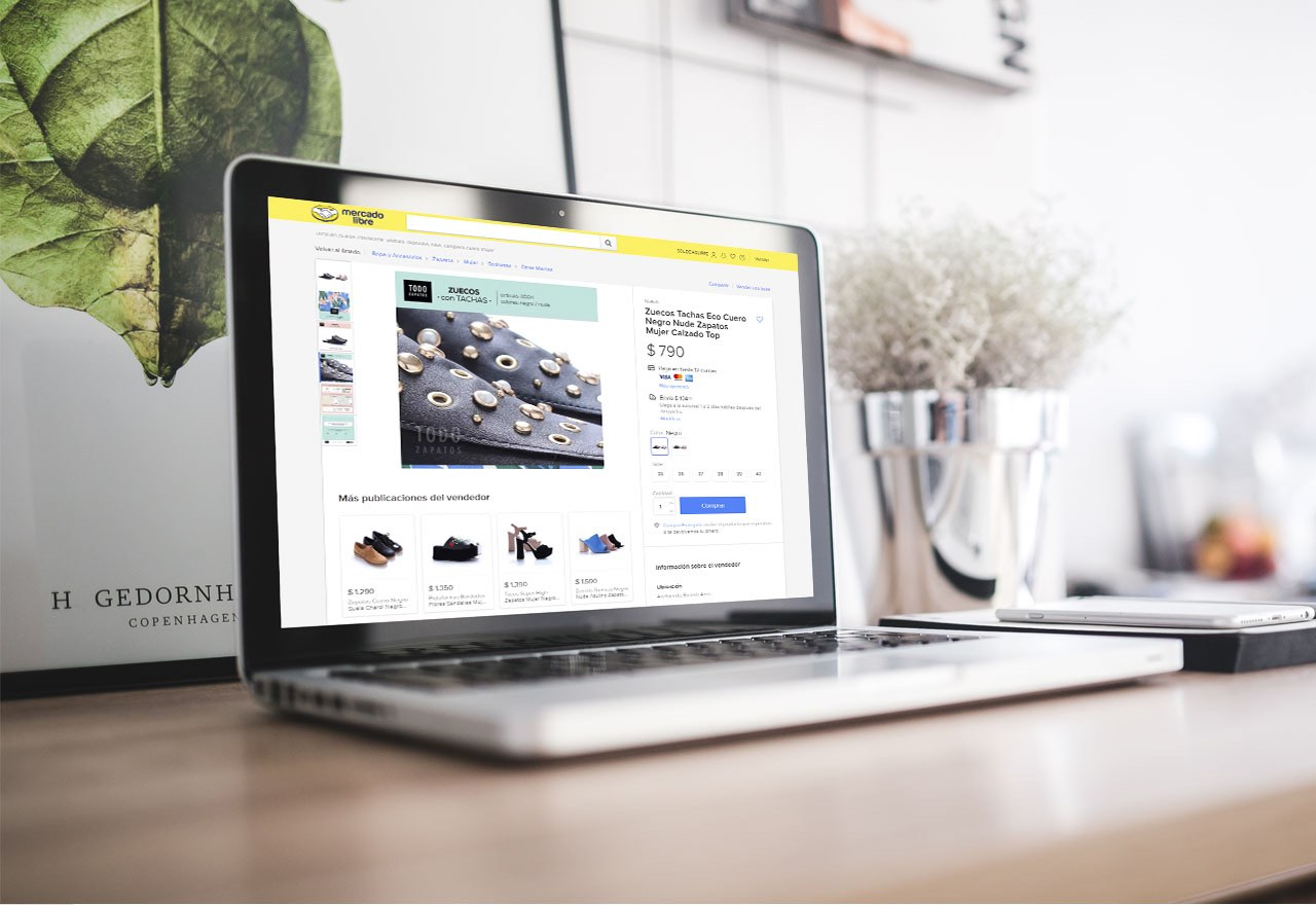 Marketing Digital Agencia Digital, Todo Zapatos · Publicaciones MercadoLibre, slider1-3