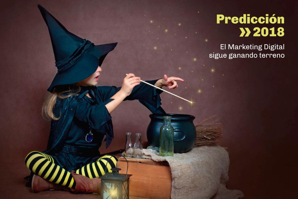 Marketing Digital Agencia Digital, Social Media :: Predicciones para el 2018, predicciones_2018_1200x800