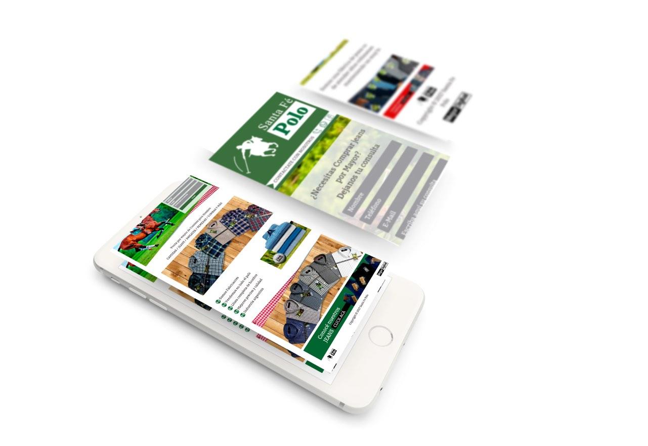 Marketing Digital Agencia Digital, Santa Fé Polo · Desarrollo de Landing Page, slider1-6