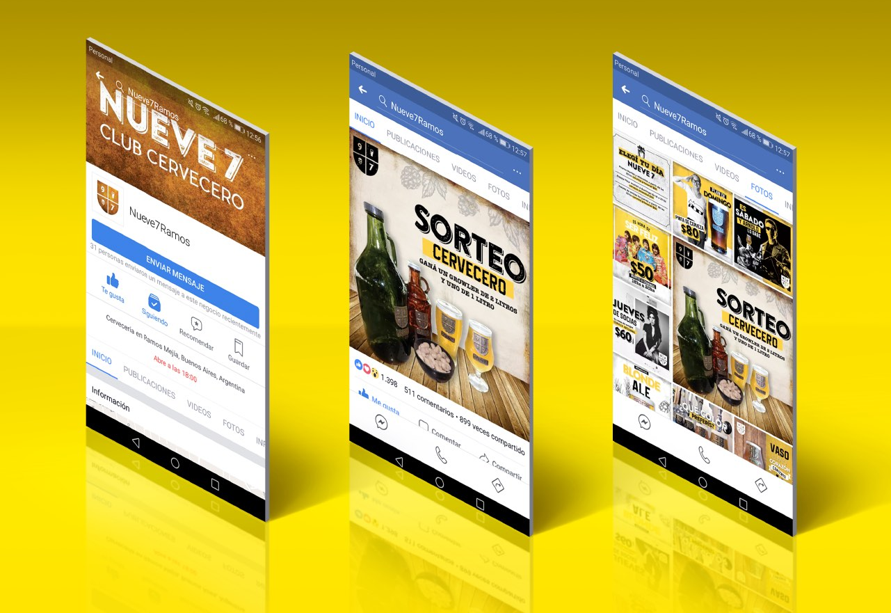 Marketing Digital Agencia Digital, Nueve7 · Redes Sociales, slider3-9