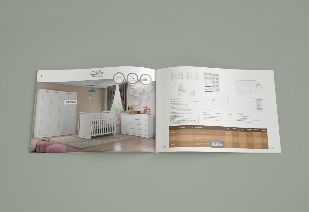 Marketing Digital Agencia Digital, DecoMuebles · Diseño de Catálogo de Productos, slide2-2