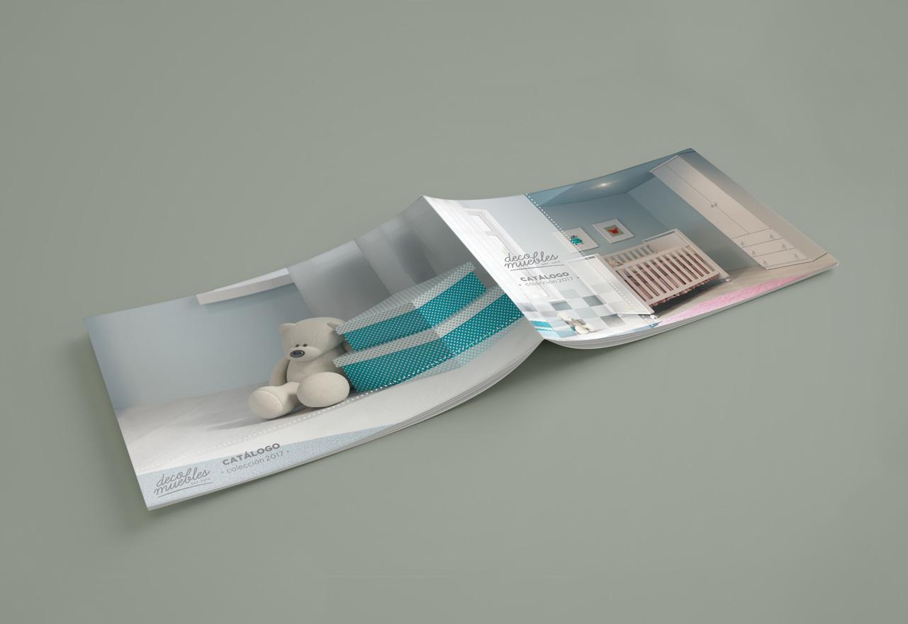 Marketing Digital Agencia Digital, DecoMuebles · Diseño de Catálogo de Productos, slide4_elcorral