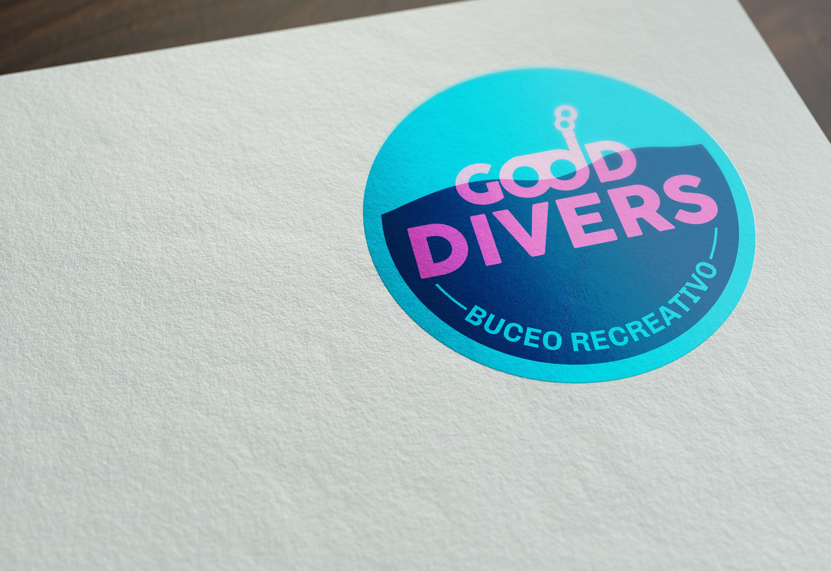Agencia de Marketing Digital, Good Divers · Desarrollo de Marca, slider4