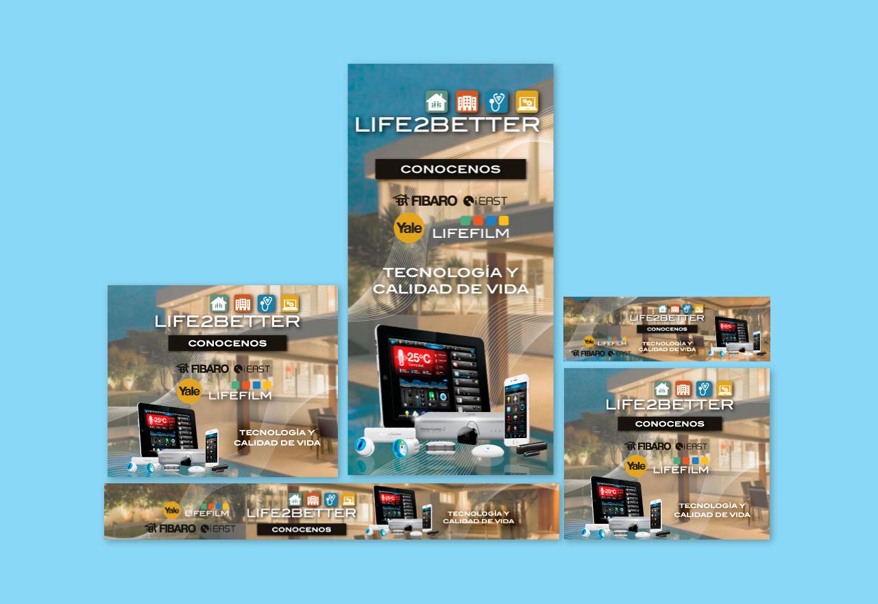 Agencia de Marketing Digital Agencia Digital, Life2Better · Publicidad Google AdWords, life2better_google_slider2