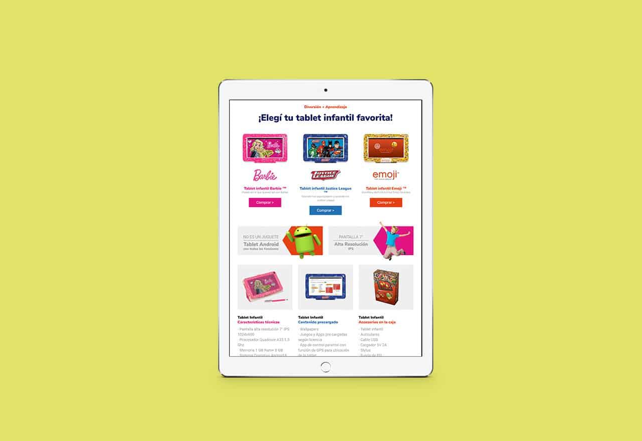 Agencia de Marketing Digital, Shintab Electronics · Desarrollo de Landing Page, shintab_electronics_landing_page_publicidad_google_3