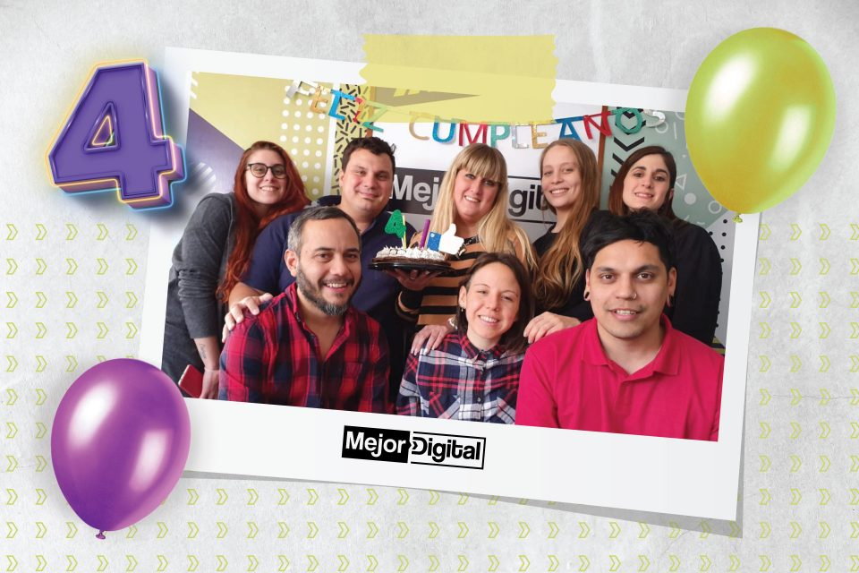 Feliz cumpleaños >> Agencia de Marketing Digital