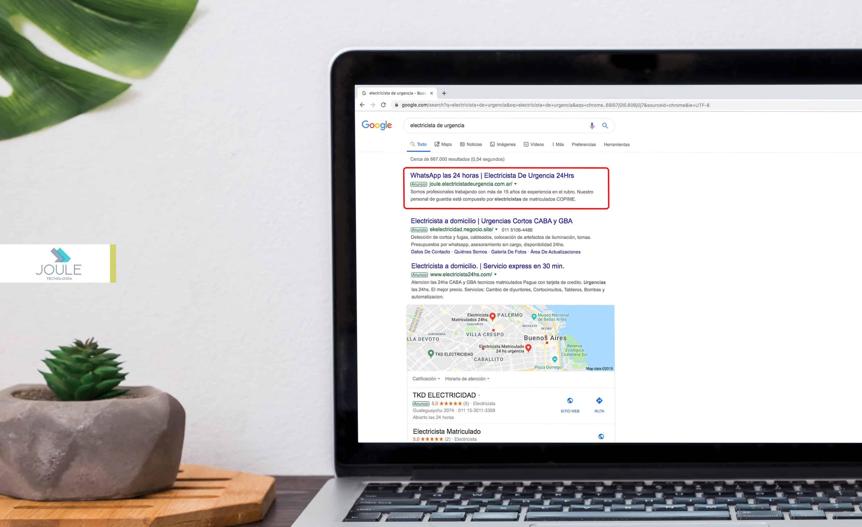 Marketing Digital Agencia Digital, Publicidad en Google, publicidad_en_google_cliente_3_mejordigital