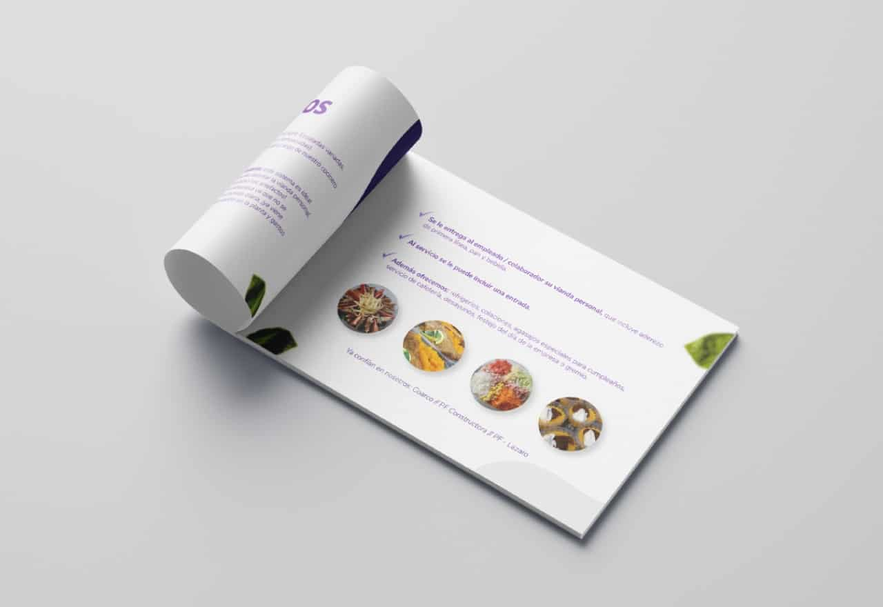 Marketing Digital Agencia Digital, SNN Viandas Empresariales · Brochure Institucional, snn_viandas_empresariales_brochure_2