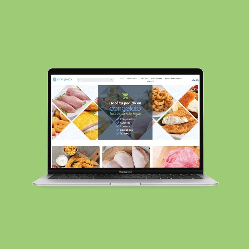 Marketing Digital Agencia Digital, Portfolio, congelato-tiendanube-ecommerce-portad