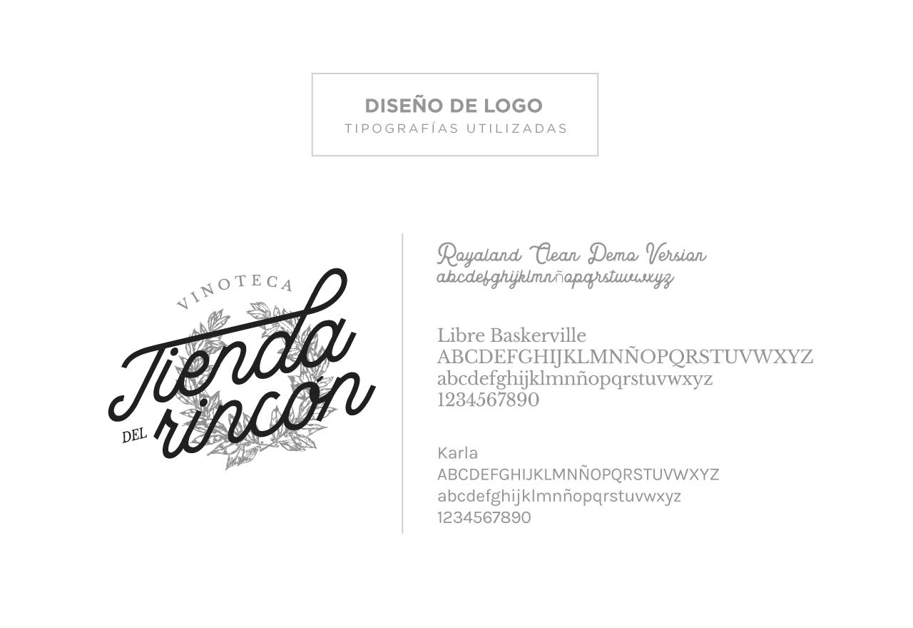 Marketing Digital Agencia Digital, Tienda del rincón · Desarrollo de Marca, tienda-del-rincon-logo-3