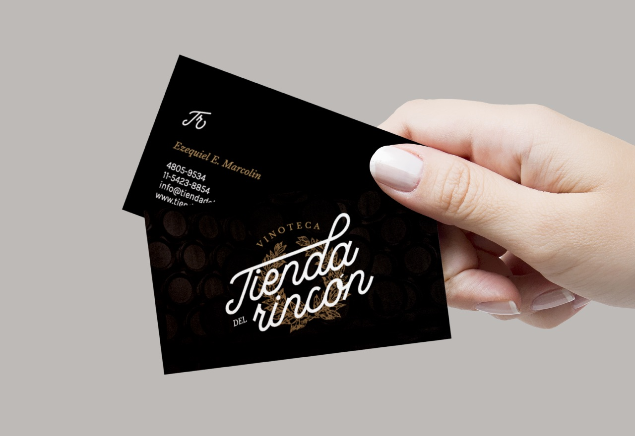 Marketing Digital Agencia Digital, Tienda del rincón · Desarrollo de Marca, tienda-del-rincon-logo-4