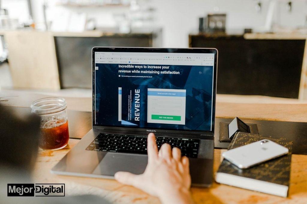 funnel de ventas landing page para captación de leads
