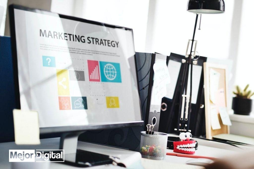 Desarrollar una estrategia de marketing digital