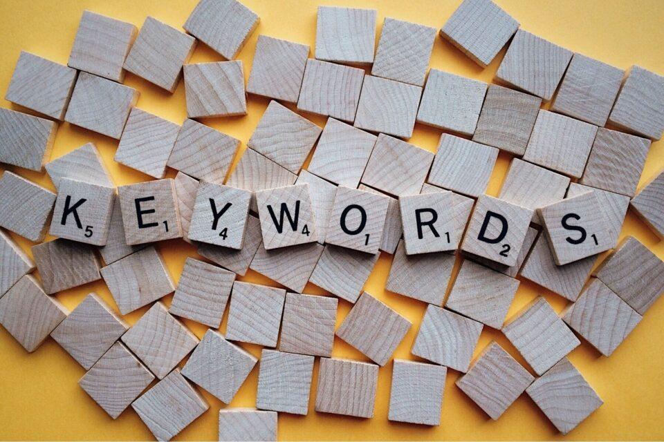 Qué son las keywords o palabras clave