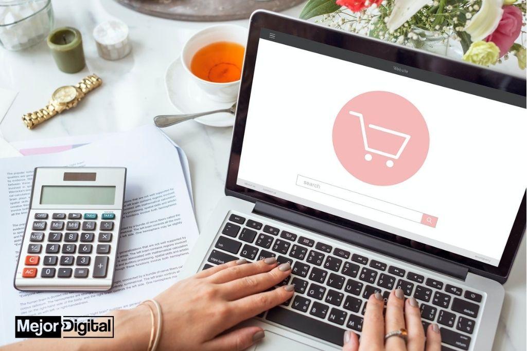 Hacer comprar online desde dominios registrados