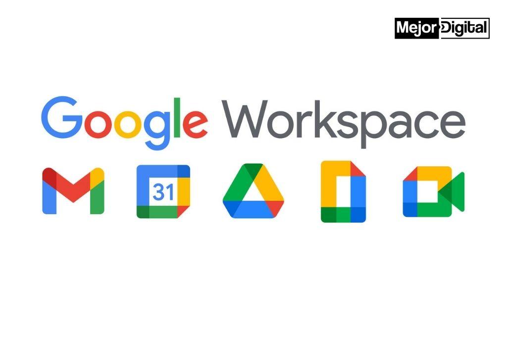 Rediseño de imagen de herramientas de Google.