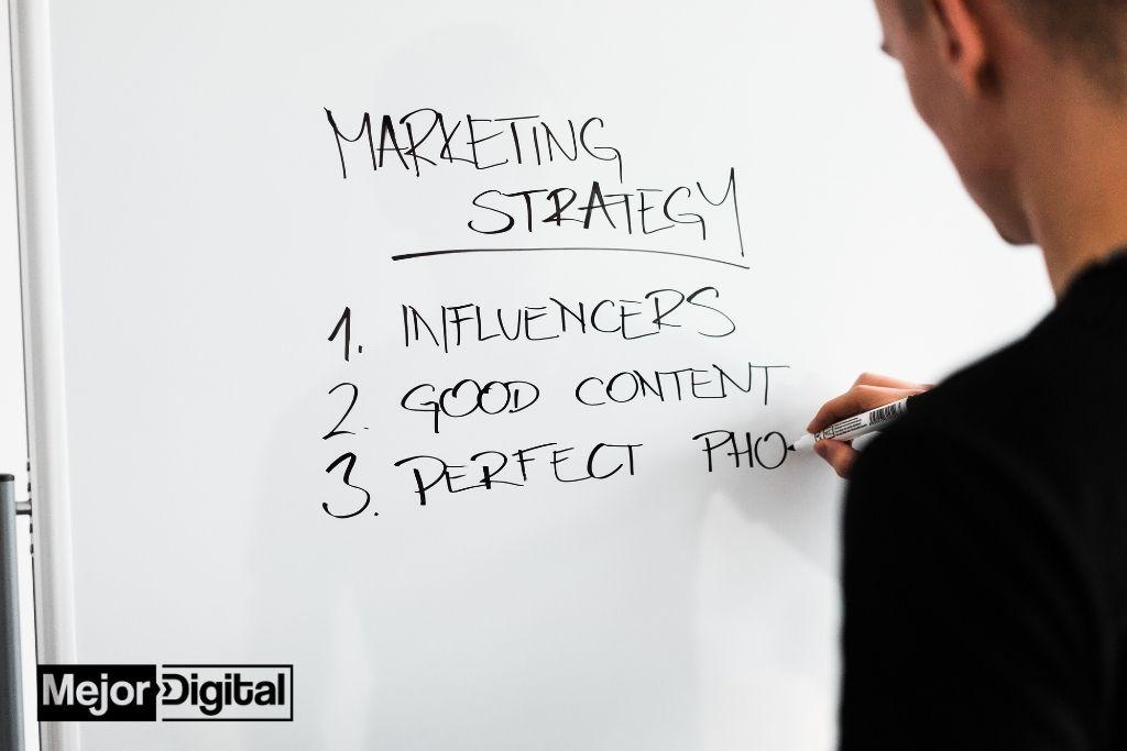 Estrategia de marketing digital para tienda online