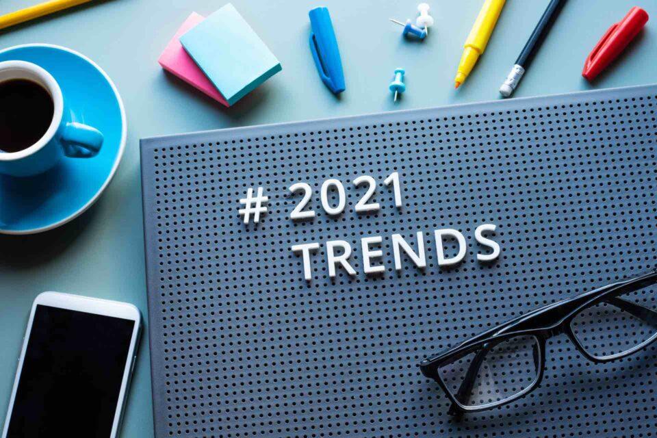 Tendencias de marketing digital para el 2021